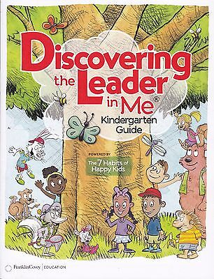 The Leader In Me Discovering The Leader In Me Kindergarten Guide 77509