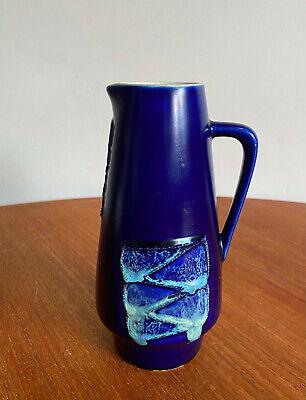 Midcentury Vintage Ceramic Vase/Jug made by Strehla, Germany
