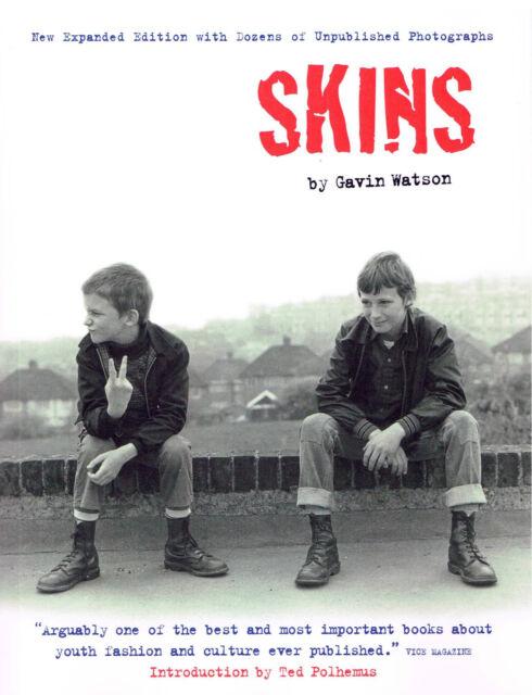 Skins Gavin Watson Kult Skinhead Ska Mod Oi Punk Bilder Foto Picture Buch Book