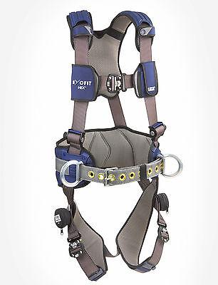 Dbi Sala 1113124 Exofit Nex Construction Harness With Hip Pad Belt M