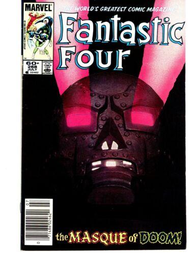 Fantastic Four #268 - The Masque of Doom! (Copy 2) NM