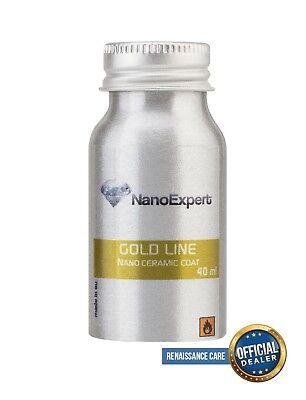 The Special Nanoexpert Nano Ceramic Gold Line Coat For Car Body Paint Protect