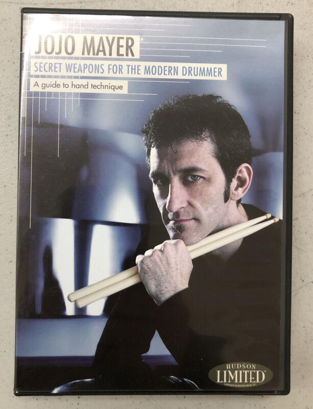 JoJo Mayer Secret Weapons For The Modern Drummer Part I