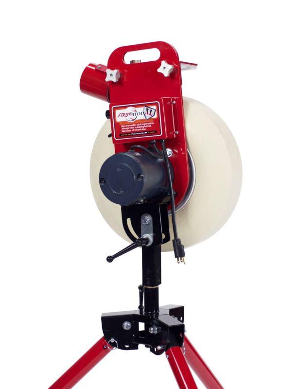 First Pitch XL Baseball Softball Pitching Machine
