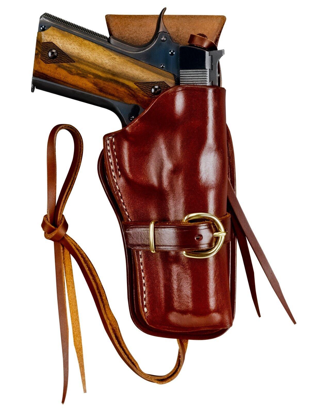 Triple K Cheyenne Western holster for Colt 1911 #1483