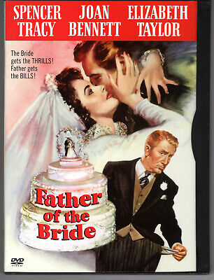 2 Snapper (Father of the Bride (1950) DVD RC1+2 Snapper - Spencer Tracy / Elizabeth Taylor)
