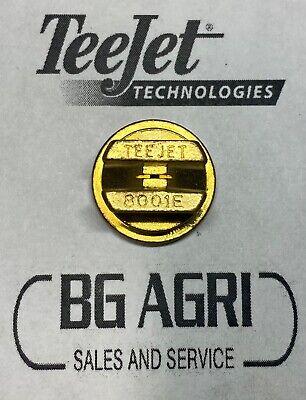 Teejet Brass Spray Nozzle 8001e Part Tp8001e