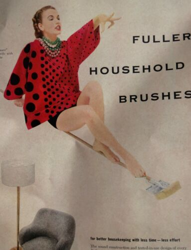 Claire McCardell Fashions Fuller Brush Catalog Mid Century