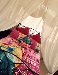 GIRLS QUILT COVER SET - DOUBLE Bass Hill Bankstown Area Preview