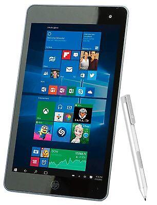 """HP Envy 8 Note 5009 Tablet 8"""" Intel 2GB 32GB Storage Wifi 802.11ac R"""