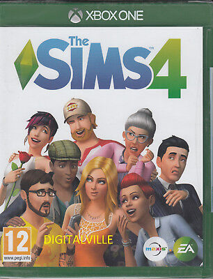 The Sims 4 Xbox One Brand New Factory Sealed