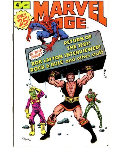 Marvel Age #4