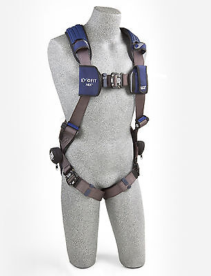 Dbi Sala 1113010 Exofit Nex Vest Harness With Quick-connect Bucklesxl