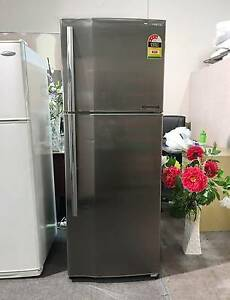DELIVERY TODAY STAINLESS STEEL 423L Toshiba fridge WARRANTIED Belmont Belmont Area Preview