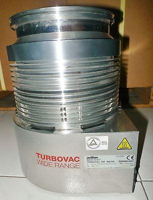 Oerlikon Leybold Turbovac Tw 690 Ms Tw690 Ms Turbo Pump Vacuum 800052v0001