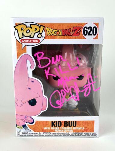 "Josh Martin Autograph Signed Funko Pop - Dragon Ball Z ""Kid Buu"" (JSA COA)"