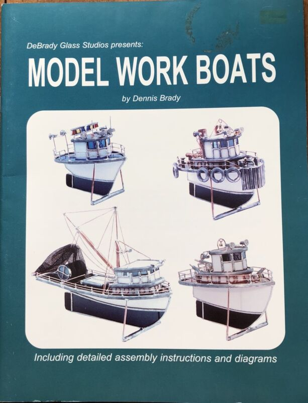 Model Work Boats Stained Glass Patterns Stained Glass Supplies