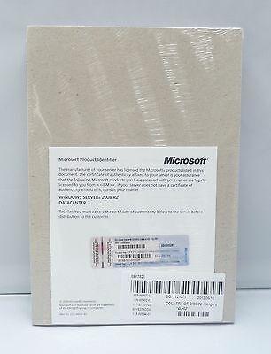 Microsoft Windows Server 2008 R2 Datacenter - 2 CPU - Deutsch -  ()