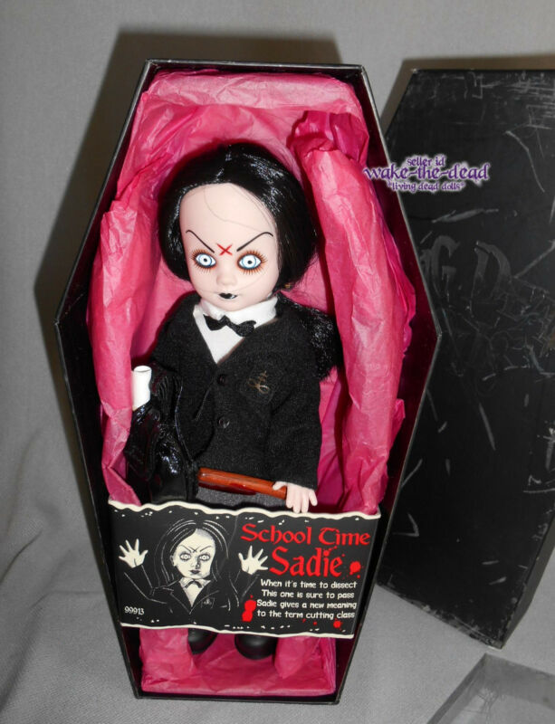 LDD living dead doll SERIES 2 * SCHOOLTIME SADIE *
