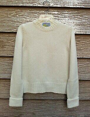 WALTER VAN BEIRENDONCK Vintage 90's Wool Sweater W&LT Wild & Lethal Trash XS-S-M