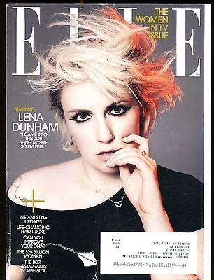 Elle Magazine Febraury 2015 Lena Dunham Vg W Ml 122216Jhe