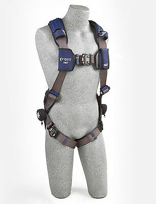 Dbi Sala 1113001 Exofit Nex Vest Harness With Quick-connect Buckles S