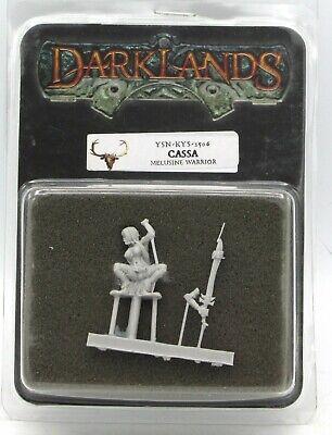 - Darklands YSN-KYS-2506 Cassa (Sword Melusine Warrior) Female Chaos Berserker NIB