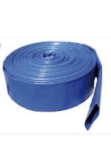 6 inch PVC Lay Flat Hose