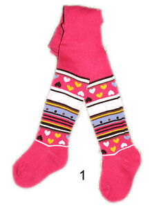 BNWT Baby girl boy tights leggings 0-6-12-24 months 2-3 years 30 designs