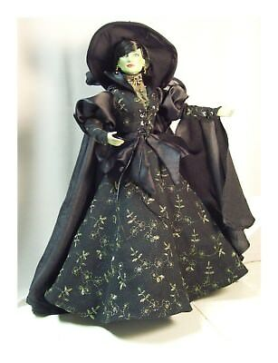"""WITCH"" SEWING  PATTERN FOR 16"" DOLLS TONNER TYLER"