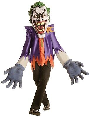 Unique Adult Costumes (Rubie's Adult JOKER CREATURE REACHER Unique Oversized Halloween Costume One)