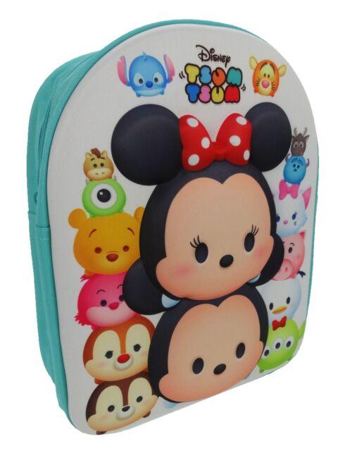 Disney Tsum Tsum | Minnie | Mickey 3D | EVA | Backpack | Rucksack | School Bag