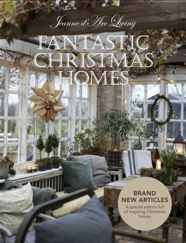 Jeanne d' Arc Living magazine Special Edition! Fantastic Christmas Homes