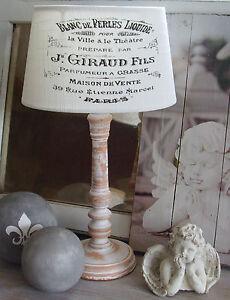Tischlampe Tischleuchte Stehlampe Lampe  Shabby  Landhaus Vintage  35 cm