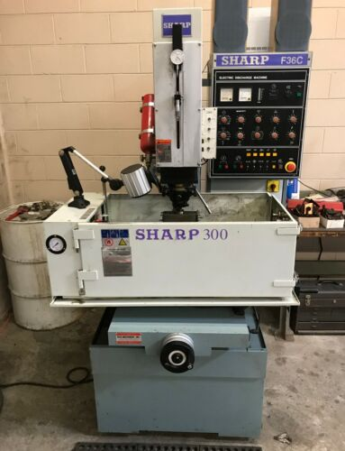 SHARP 300 Compact Sinker EDM Machine