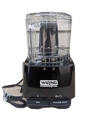 Waring Vcm1000pe Commercial Food Processor 220 230v Vertical Mixer Chopper