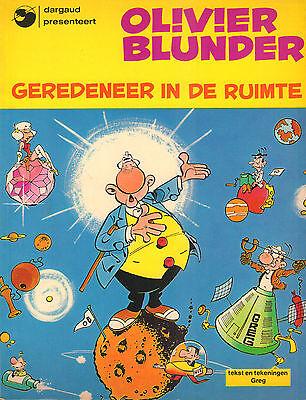 OLIVIER BLUNDER 01 - GEREDENEER IN DE RUIMTE