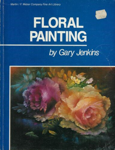 Floral Painting by Gary Jenkins