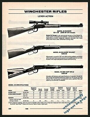 Advertisements - Bore Rifle