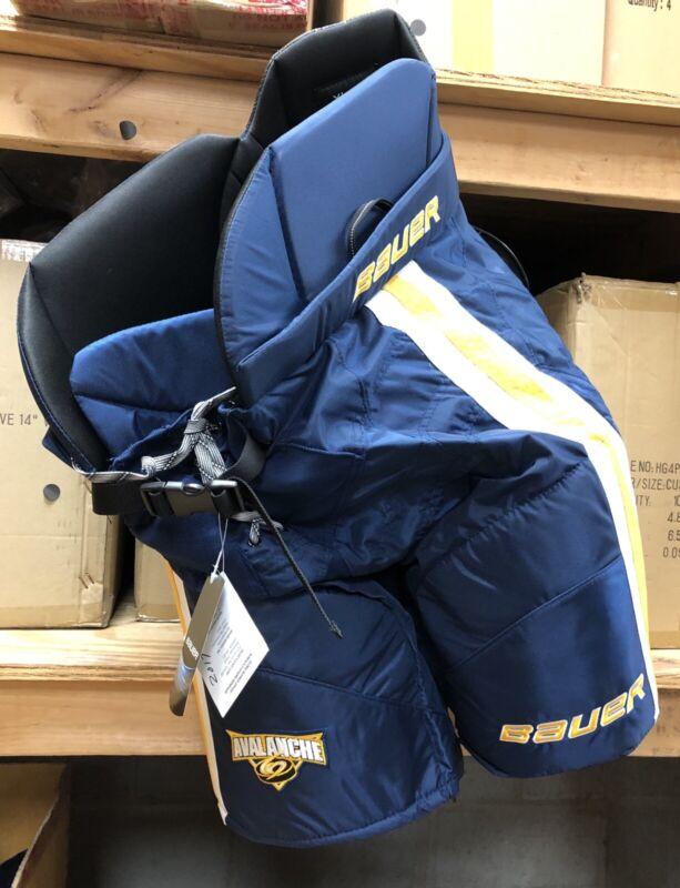 Bauer Custom Sr Nexus Avalanche Pants Size Large New Never Used Vapor Supreme