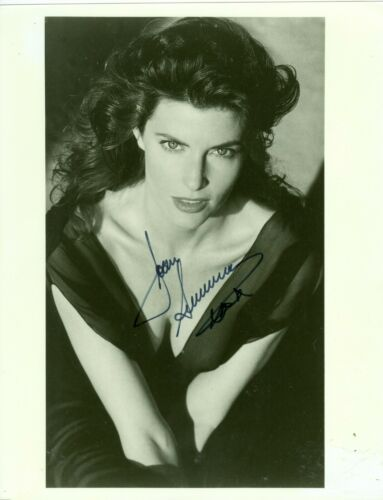 Joan Severance hand signed autographed photo with COA