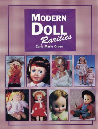 Modern Doll Rarities - Barbie Skipper Tammy Horseman Trolls Ginnette Jill / Book