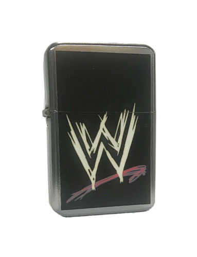 wwf world wrestling federation flip top chrome