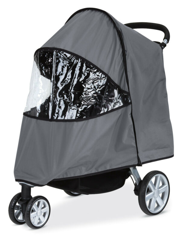 Britax B-Agile & Pathway Rain Cover NEW! FREE SHIPPING!! S923900