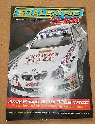 Scalextric Club Magazine Issue 63