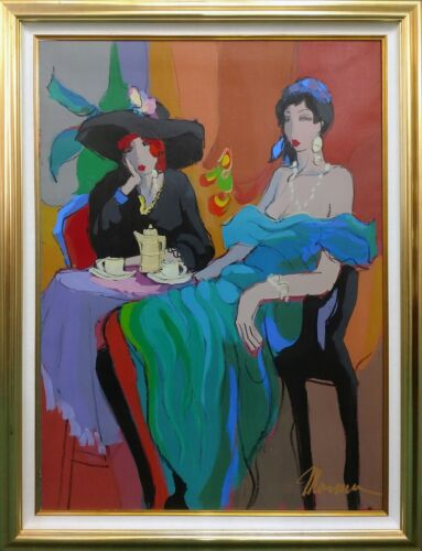 "Isaac Maimon ""cafe Barcelona"" 
