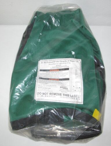 New Sunrise Joerns Hoyer 70057 Medium 4 Point 600 lbs Sling With Commode Opening