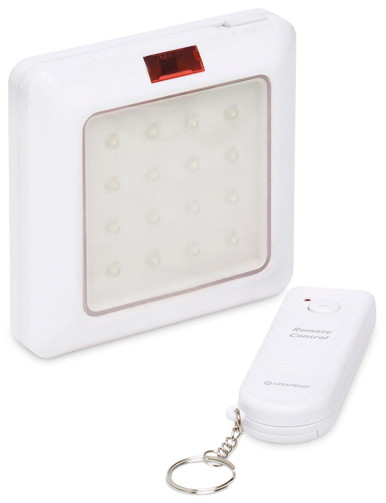 Kabellose LED-Lampe Schnurschalter als Glühbirne
