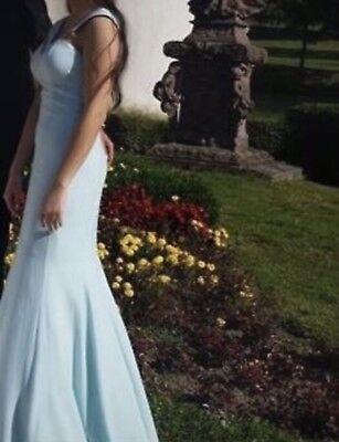 Meerjungfrau Abendkleider Ballkleid -