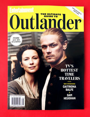 Entertainment Weekly The Ultimate Guide to Outlander - NEW BOOK 2021